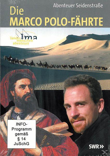 Marco Polo-Fährte,Abent.Seiden - Lma-Länder,Menschen,Abenteuer-Swr