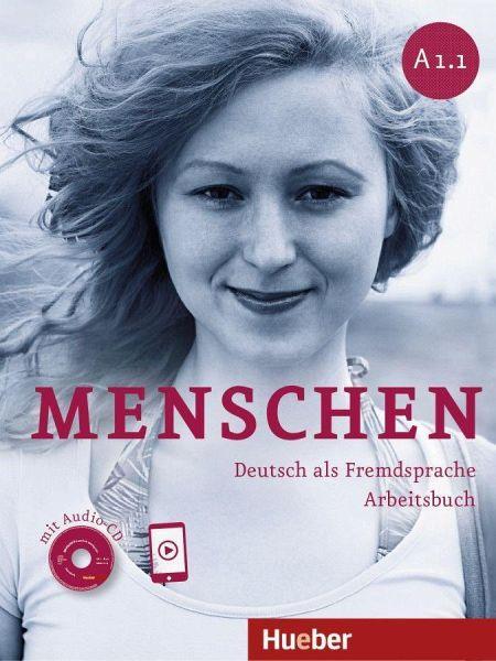 Menschen A1/1. Arbeitsbuch mit Audio-CD von Sabine Glas ...