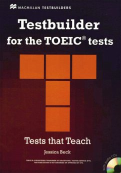 Testbuilder for TOEIC. Student's Book with Audio-CDs and Key - Beck, Jessica