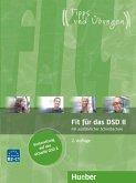 Fit für das DSD II. Übungsbuch