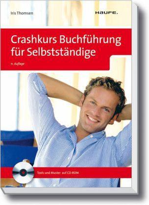 crashkurs buchf hrung f r selbstst ndige m cd rom von iris thomsen fachbuch. Black Bedroom Furniture Sets. Home Design Ideas
