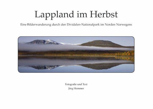 Lappland im Herbst - Hemmer, Jörg