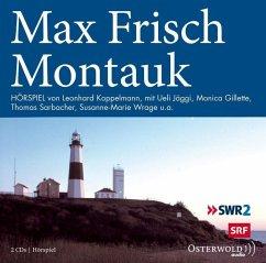 Montauk, 2 Audio-CDs - Frisch, Max