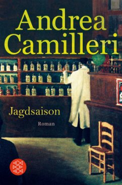 Jagdsaison - Camilleri, Andrea
