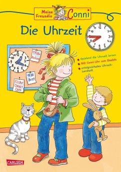 Die Uhrzeit / Conni Gelbe Reihe Bd.14 - Sörensen, Hanna