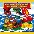Abenteuer mit Pom-Bär und seinen Freunden (MP3-Download)