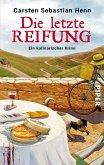 Die letzte Reifung / Professor Bietigheim Bd.1