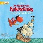 Der kleine Drache Kokosnuss und die wilden Piraten / Die Abenteuer des kleinen Drachen Kokosnuss Bd.9 (MP3-Download)