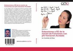 Extensiones a R2 de la noción de Funciones con phi-Variación Acotada