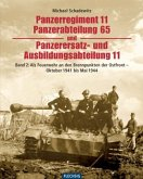 Panzerregiment 11, Panzerabteilung 65 und Panzerersatz- und Auslbildungsabteilung 11. Teil 02.
