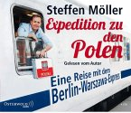 Expedition zu den Polen, 4 Audio-CDs
