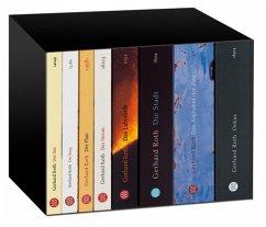 Orkus. Kassette mit acht Bänden - Roth, Gerhard