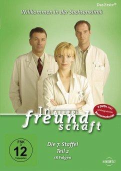 In aller Freundschaft - 7. Staffel - Teil 2 DVD-Box - Rühmann,Thomas/Bellmann,Dieter