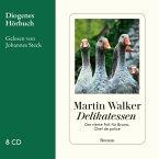Delikatessen / Bruno, Chef de police Bd.4 (8 Audio-CDs)