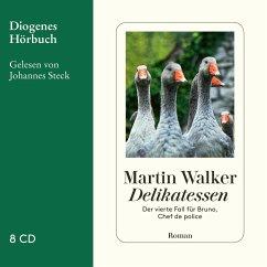 Delikatessen / Bruno, Chef de police Bd.4 (8 Au...