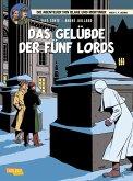 Das Gelübde der fünf Lords / Blake & Mortimer Bd.18