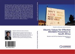 Ubuntu Values for Effective HIV/AIDS Prevention in South Africa