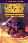 Duell in der Felsenschlucht / Star Wars - The Clone Wars: In geheimer Mission Bd.3