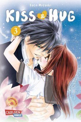 Buch-Reihe KISS & HUG