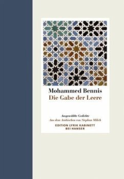 Die Gabe der Leere - Bennis, Mohammed