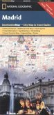 National Geographic DestinationMap Madrid