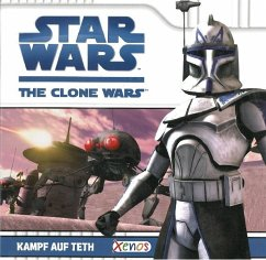 Star Wars The Clone Wars - Kampf auf Teth