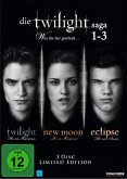 Die Twilight Saga 1-3 - Was bissher geschah... (Limited Edition, 3 Discs)
