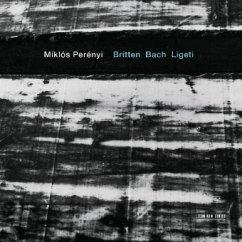 Britten Bach Ligeti - Perényi,Miklós