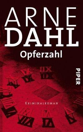 Arne Dahl Opferzahl
