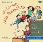 Die fabelhafte Miss Braitwhistle / Miss Braitwhistle Bd.1 (2 Audio-CDs)