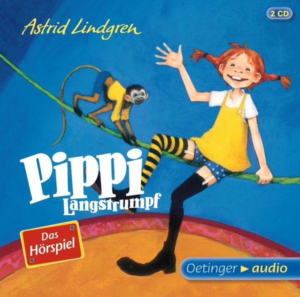 pippi langstrumpf 2 audio cds von astrid lindgren. Black Bedroom Furniture Sets. Home Design Ideas