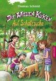 Auf Schatzsuche / Die Wilden Küken Bd.5