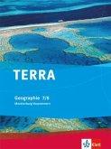 TERRA Geographie für Mecklenburg-Vorpommern. Schülerbuch 5./6. Klasse. Ausgabe für die Orientierungsstufe
