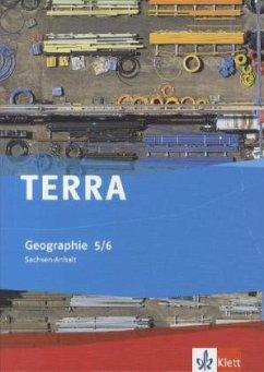 TERRA Geographie für Sachsen-Anhalt - Ausgabe für Sekundarschulen und Gymnasien. Schülerbuch 5./6. Klasse