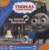 Thomas & seine Freunde - Das tollste Geschenk, 1 Audio-CD