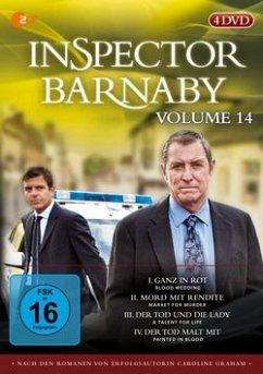 Inspector Barnaby, Vol. 14 (4 Discs)