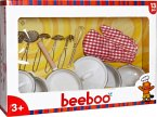 Beebo Kitchen Kochtopf-Set, 13tlg.