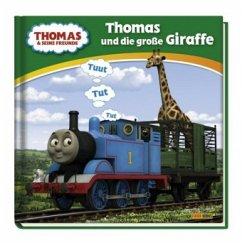 Thomas und seine Freunde: Geschichtenbuch 03: Thomas und die große Giraffe