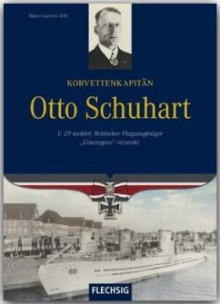 Korvettenkapitän Otto Schuhart - Röll, Hans-Joachim