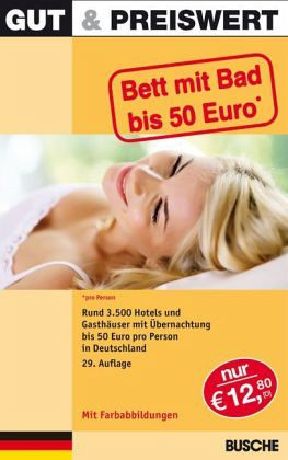 Bett mit Bad bis 50 Euro