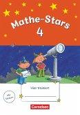 Mathe-Stars 4. Schuljahr. Übungsheft mit Lösungsheft