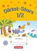 Diktat-Stars 1./2. Schuljahr. Übungsheft