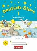 Deutsch-Stars 1. Schuljahr. Silbentraining