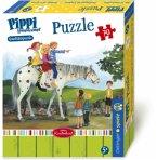 Pippi Langstrumpf (Kinderpuzzle)