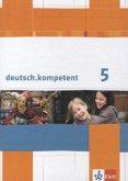 deutsch.kompetent. Schülerbuch mit Onlineangebot 5. Klasse. Allgemeine Ausgabe