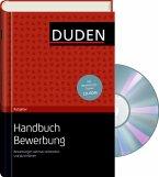 Duden-Ratgeber Handbuch Bewerbung, m. CD-ROM (Restexemplar)