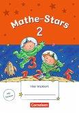 Mathe-Stars 2. Schuljahr. Übungsheft mit Lösungsheft / Mathe-Stars Übungsheft Bd.2