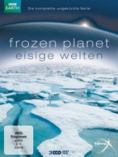 Frozen Planet - Eisige Welten - Die komplette ungekürzte Serie DVD-Box