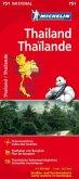 Michelin Karte Thailand; Thailande