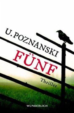 Fünf / Beatrice Kaspary Bd.1 - Poznanski, Ursula